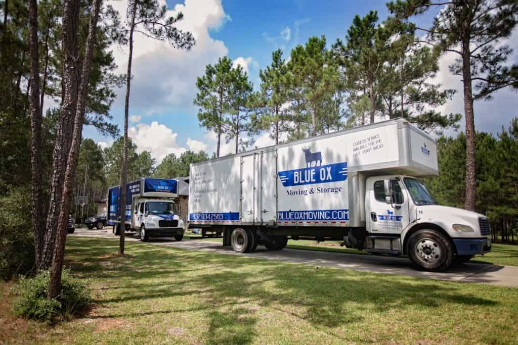 Houston house movers