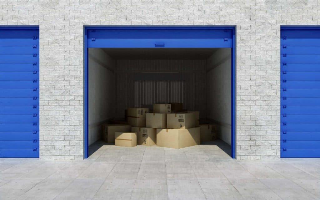 houston moving company storage