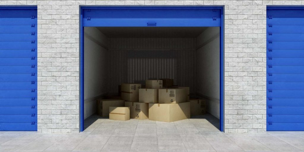 houston moving company storage